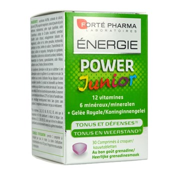 Picture of FORTE PHARMA Energie Power Junior 30 tabs