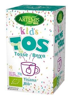 Picture of ARTEMIS Kid's Tos για Παιδικό Βήχα 20φακελ.