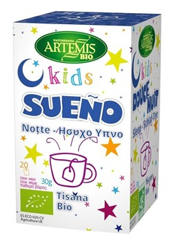 Picture of ARTEMIS Kid's Sueno για Παιδικό Ύπνο 20φακελ.