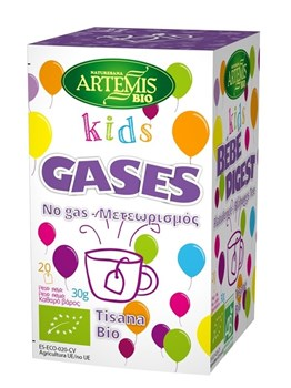 Picture of ARTEMIS Kid's Gases για Παιδικό Μετεωρισμό 20φακελ.