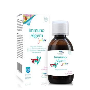 Picture of ALGEM Immuno Junior 200ml