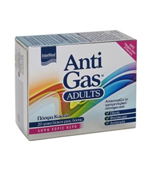 Picture of Intermed Anti Gas Adults Sticks 20τμχ
