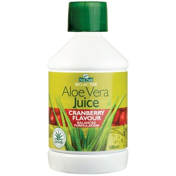 Picture of OPTIMA Aloe Vera Juice with Cranberry 500ml