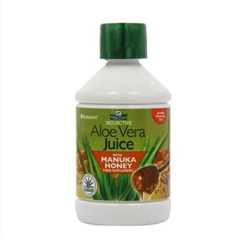 Picture of OPTIMA Aloe Vera Juice with Manuka Honey 500ml