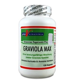 Picture of Pro V Nutraceutical Graviola Max 90 tabs
