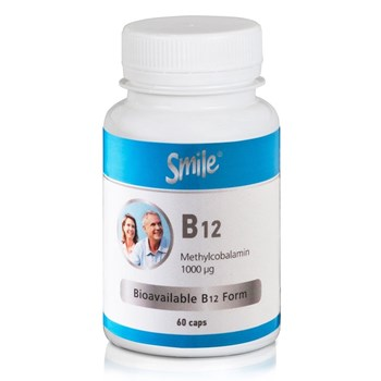 Picture of SMILE B12 60 caps