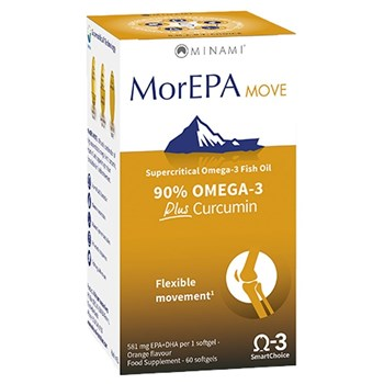 Picture of MINAMI MorEPA Move 60 caps