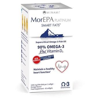 Picture of MINAMI MorEPA Platinum 60 caps