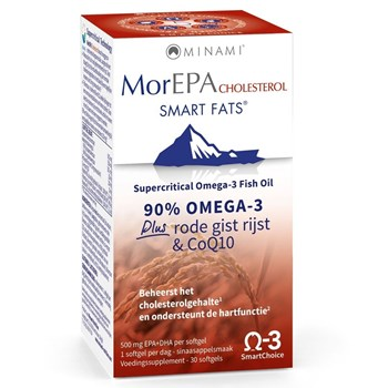 Picture of MorEPA Cholesterol Smart Fats 30 caps