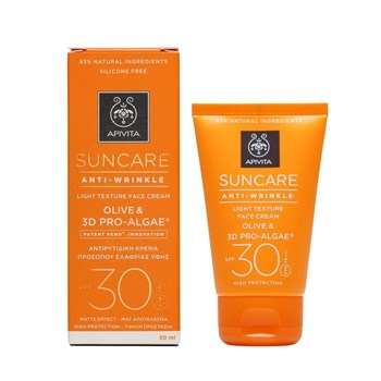 Picture of APIVITA Suncare Anti-Wrinkle
