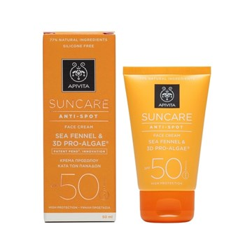 Picture of APIVITA Suncare Anti-Spot SPF50