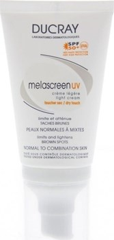 Picture of DUCRAY Melascreen Creme Legere SPF50+ 40ml