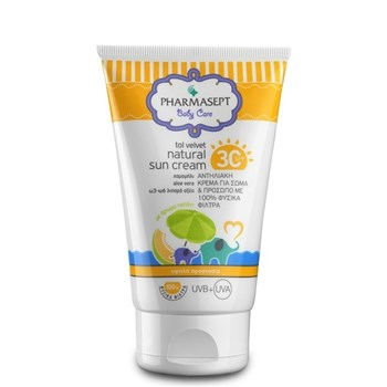 Picture of PHARMASEPT Baby Care Natural Sun Cream 100ml SPF30