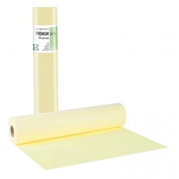 Picture of Εξεταστικό Ρολό Πλαστικό + Χαρτί Premium Standard Κίτρινο