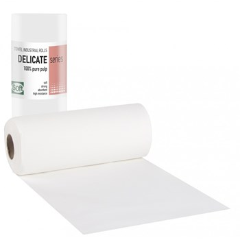 Picture of ΧΕΙΡΟΠΕΤΣΕΤΑ ρολό 2ply Delicate