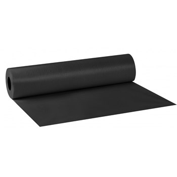 Picture of ΟΔΟΝΤΙΑΤΡΙΚΟ Ρολό 1ply χαρτί + 1ply πλαστικό 29cm x 50m Μαύρο