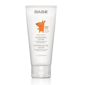Picture of BABE Pediatric Sunscreen Lotion SPF50+ 100ml