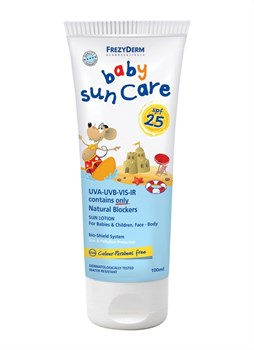 Picture of FREZYDERM Baby Sun Care SPF25 100ml