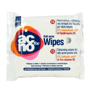 Picture of INTERMED Acnofix Wipes 15τμχ