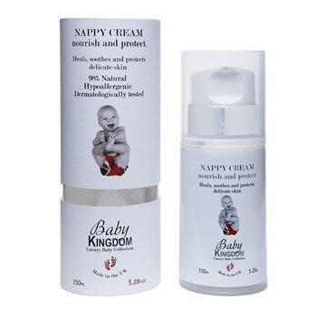 Picture of BABY KINGDOM Nappy Cream 150ml