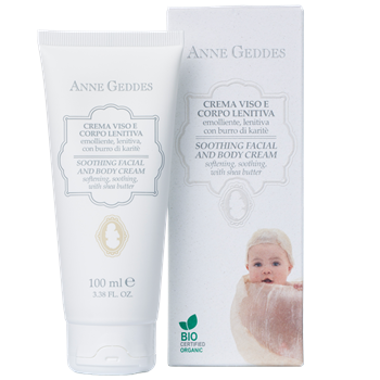 Picture of ANNE GEDDES Soothing Facial and Body Cream 100ml