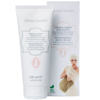 Picture of ANNE GEDDES Moisturizing Body Cream 200ml