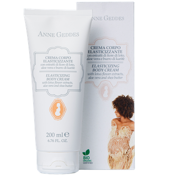 Picture of ANNE GEDDES Elasticizing Body Cream 200ml