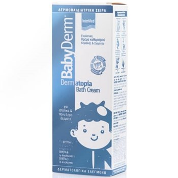 Picture of INTERMED Babyderm Dermatopia Bath Cream 300ml