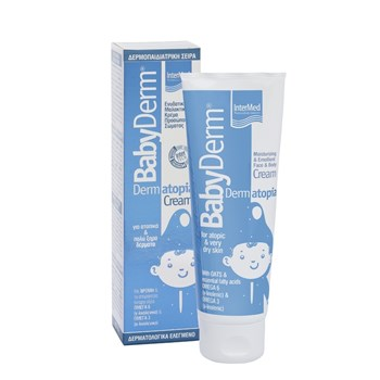 Picture of INTERMED Babyderm Dermatopia Cream 125ml