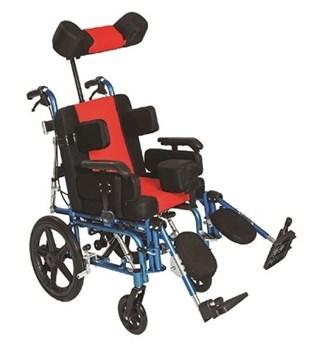 Picture of MOBIAK Αναπηρικό Αμαξίδιο Τετραπληγίας  0808505