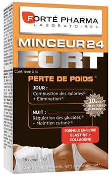 Picture of FORTE PHARMA Minceur 24+ Fort 28 tabs