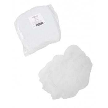 Picture of ΣΚΟΥΦΙΑ non woven με λάστιχο γύρω λευκή 100 Τεμαχίων