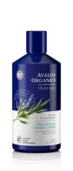 Picture of AVALON ORGANICS Therapy Biotin B-Complex Thickening Conditioner 397gr