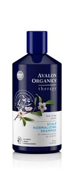 Picture of AVALON ORGANICS Tea Tree Mint Therapy Scalp Normalizing Shampoo 414ml