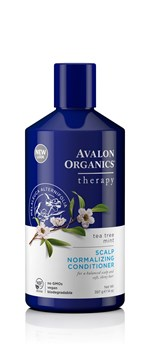 Picture of AVALON ORGANICS Therapy Scalp Normalizing Conditioner 397gr