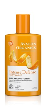 Picture of AVALON ORGANICS Intense Defense Balancing Toner 251ml