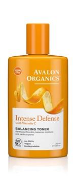 Picture of AVALON ORGANICS Intense Defense Balancing Toner 251ml