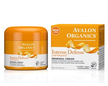 Picture of AVALON ORGANICS Intense Defense Renewal Cream 57gr