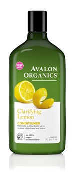 Picture of AVALON ORGANICS Clarifying Lemon Conditioner 325ml