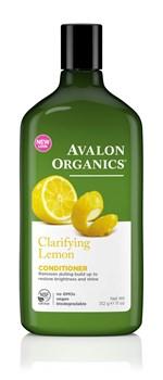 Picture of AVALON ORGANICS Clarifying Lemon Conditioner 325ml