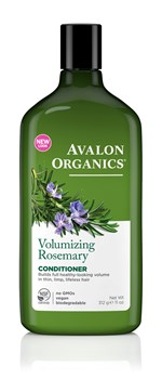 Picture of AVALON ORGANICS Volumizing Rosemary Conditioner 325ml