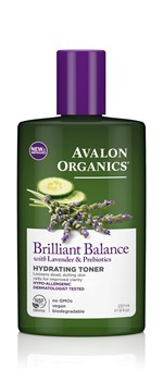 Picture of AVALON ORGANICS Brilliant Balance Hydrating Toner 237ml