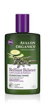 Picture of AVALON ORGANICS Brilliant Balance Hydrating Toner 237ml