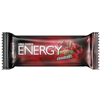 Picture of ETHICSPORT Energy Bar Cranberry 40gr