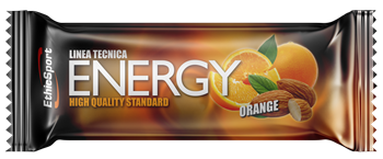 Picture of ETHICSPORT Energy Bar Orange 35gr