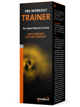 Picture of ETHICSPORT Pre Workout Trainer 150ml