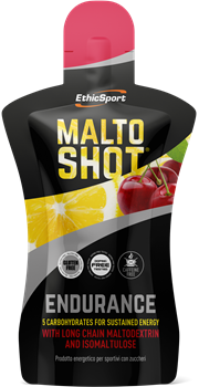 Picture of ETHICSPORT MaltoShot Endurance Cherry - Lemon