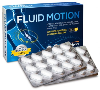 Picture of ETHICSPORT Fluid Motion 1400mg 30tabs