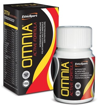 Picture of ETHICSPORT Omnia Active Formula 1100mg 45tabs