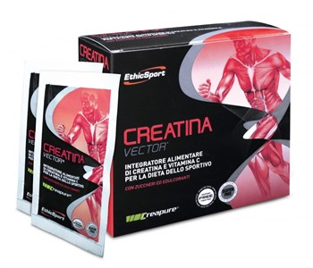 Picture of ETHICSPORT Creatina Vector 20 φακελάκια x 8gr